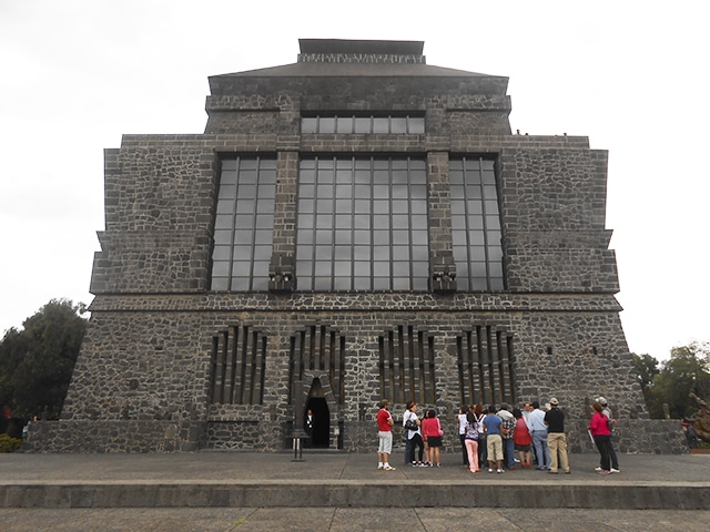 Museu Diego Rivera.