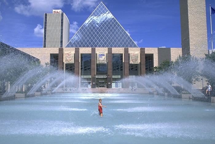 City Hall   Edmonton Economic Development Corporation