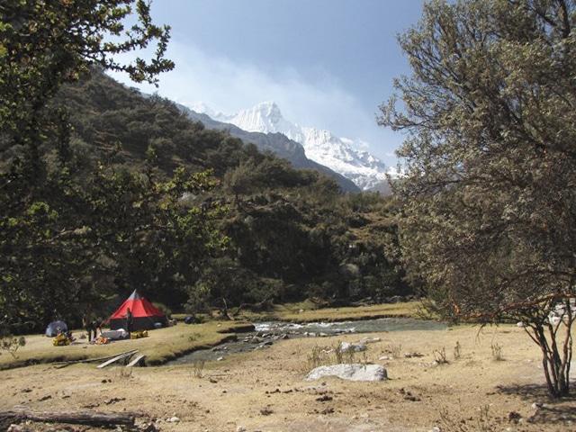 Cebolla Pampa 3900m