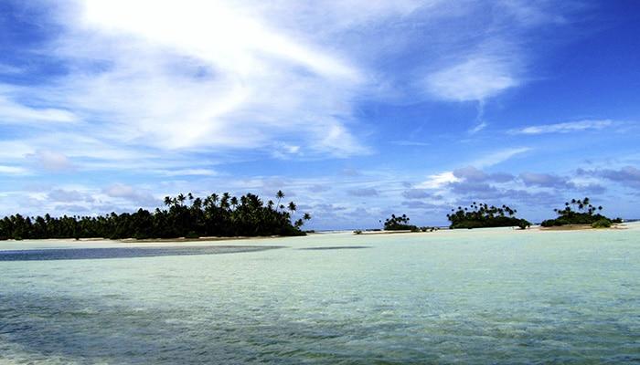 Kiribati, o país menos visitado do mundo (Foto por KevGuy4101).
