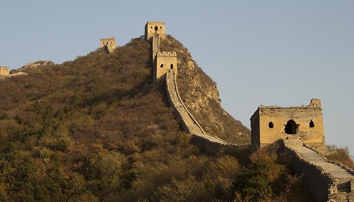 Muralha da China | Foto por Matt Barber