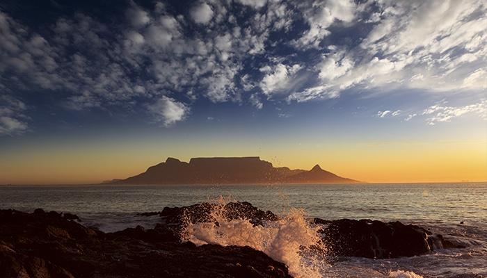 Table Mountain, Cidade do Cabo | Foto por Dietmar Temps