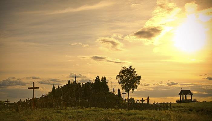Vista da Colina das Cruzes | Foto por Dmitri Korobtsov
