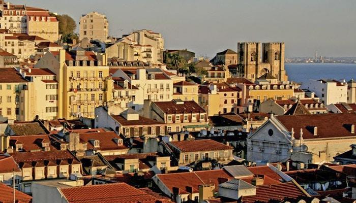 Lisboa, em Portugal, pode fazer parte do seu stopover | Foto por Francisco Antunes