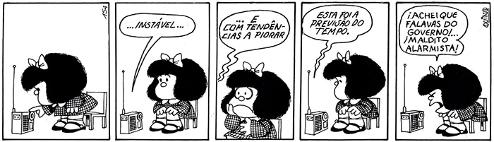 Tipicamente Mafalda