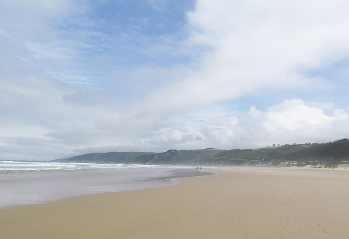 Praia de Wilderness | Foto por Ana Lucia Mendes Antonio