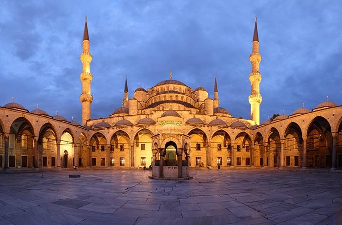 Mesquita Azul | Foto por Benh LIEU SONG via Wikimedia Commons