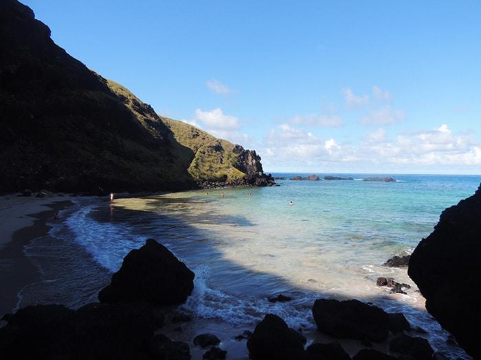 Praia Ovahe | Foto por Sabrina Levensteinas