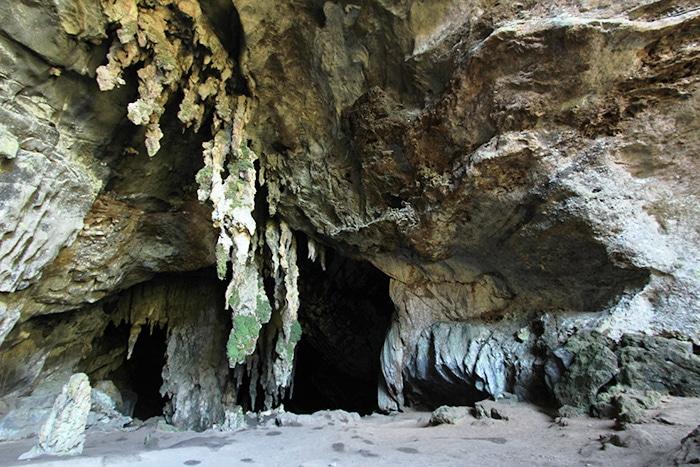 Entrada da caverna Morro Preto   Foto por Bruna Cazzolato Ribeiro