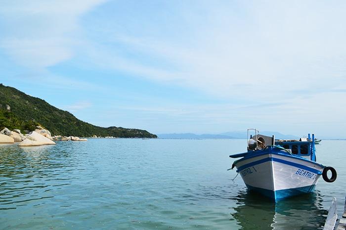 Praia de Canto Grande | Foto por Grazi Calasans