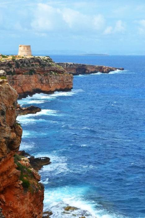 Costa Formentera   Foto por Cristina Sanfelici