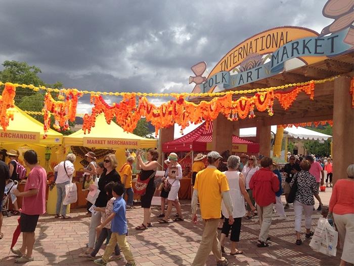 Santa Fe International Folk & Art Market