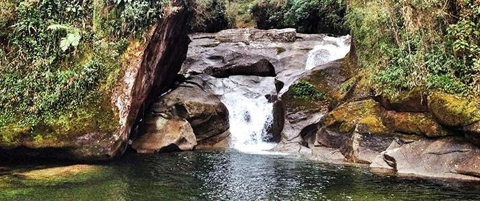Cachoeira do Maromba   Foto por Daniel Carnielli