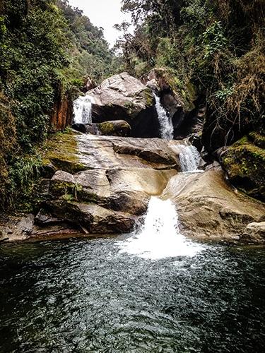 Cachoeira Itaporani   Foto por Daniel Carnielli