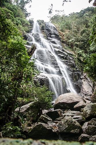 Cachoeira Véu da Noiva   Foto por Daniel Carnielli
