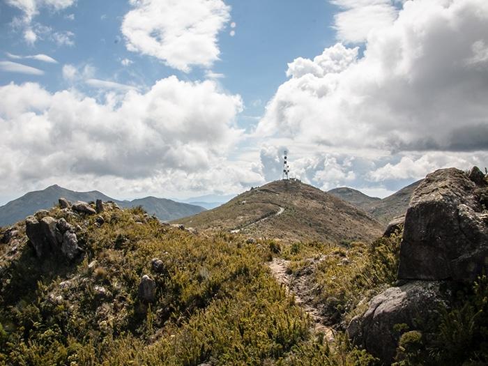 Trilha da pedra do couto   Foto por Daniel Carnielli