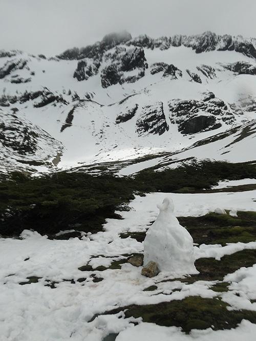 Glaciar Martial | Foto por Sabrina Levensteinas