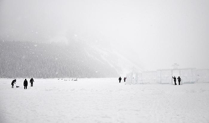 Lake Louise | Foto por Lívia Auler