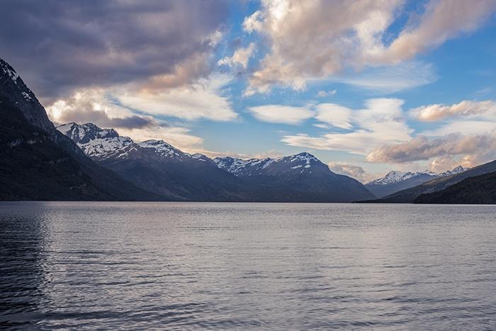 Lago Roca, Parque Nacional de Terra del Fuego, Argentina | Foto enviada por Felipe Trentini