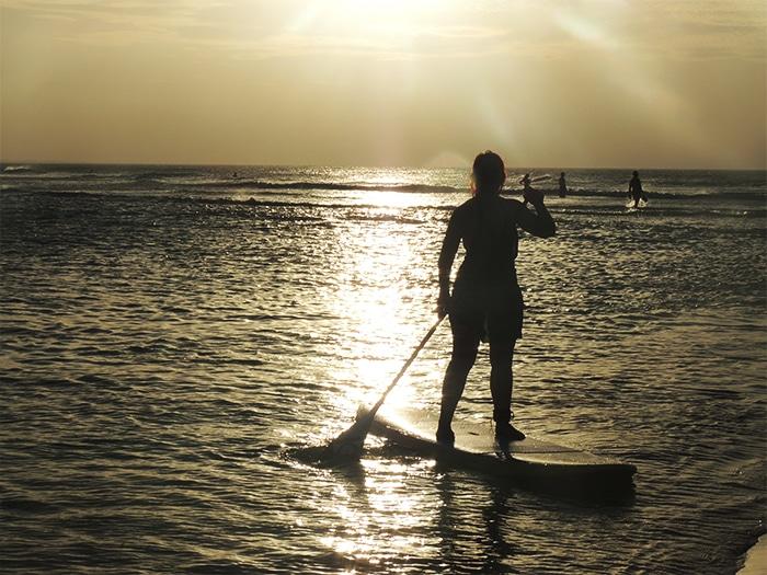 Stand up paddle | Foto por Sabrina Levensteinas