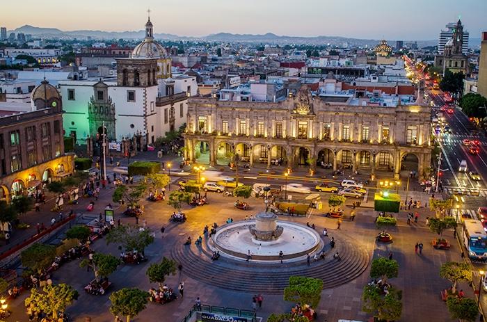 Guadalajara, capital de Jalisco, México | Foto por Alejandro Castro