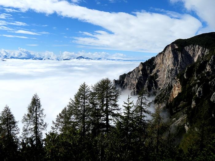 Trilha em XX, o ponto mais alto da Europa | Foto por Felipe Bauermann