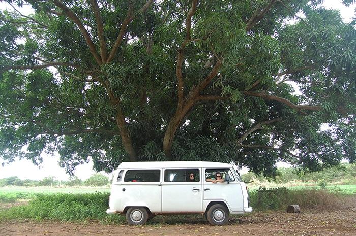 Viajando de Kombi pelo Mato Grosso | Foto por Janaína Dórea