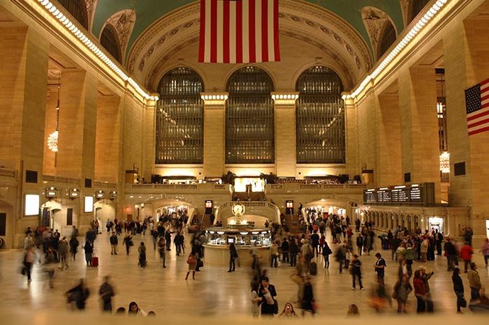Grand Central, Nova York | Foto por Daniel Carnielli