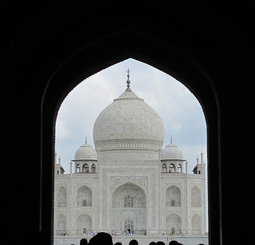 Taj Mahal   Foto por Carolina Caio