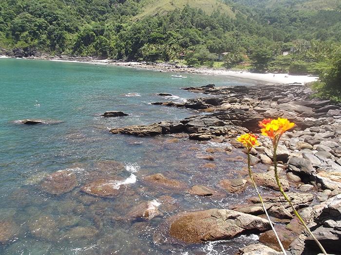 Praia das Calhetas | Foto por Natália Leme