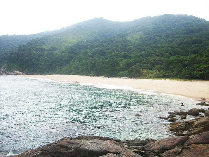 Praia Brava | Foto por Natália Leme