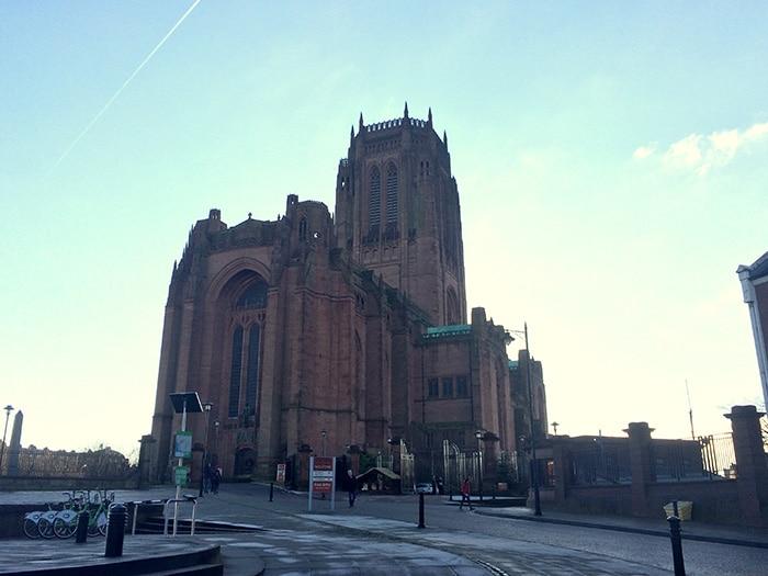 Catedral Liverpool | Foto por José Jayme