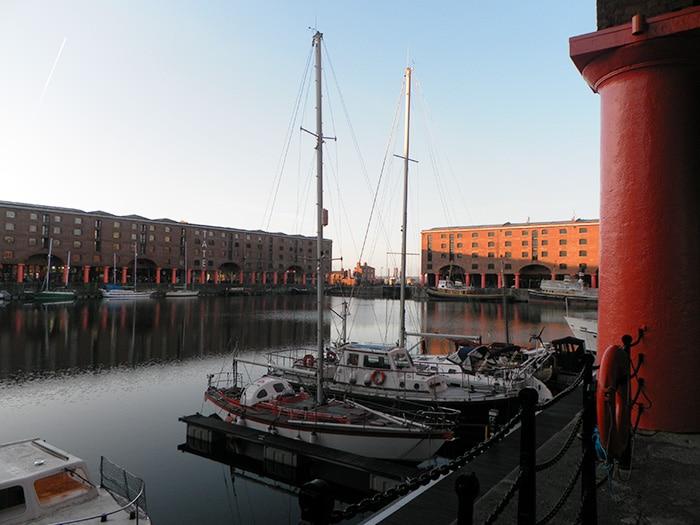 Albert Docks, a região portuária de Liverpool, repleta de atrações | Foto por José Jayme