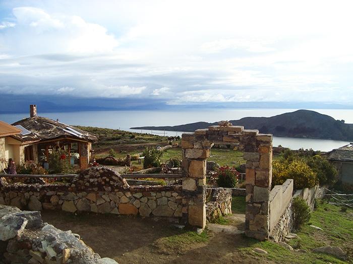 Entardecer na Isla del Sol | Foto por Renata Ferri