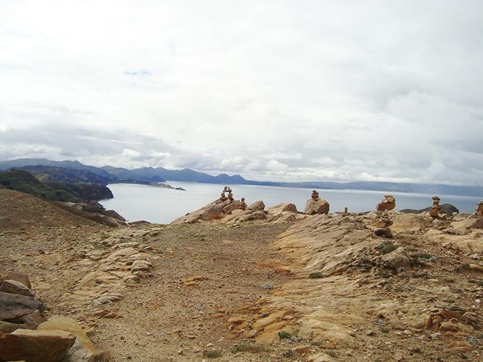 Uma das incríveis paisagens da trilha que vai da parte sul até a parte norte | Foto por Renata Ferri