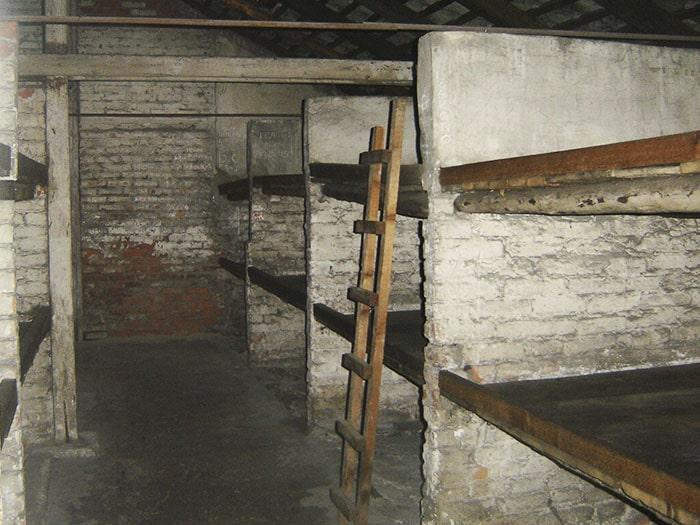 O local onde os presos dormiam | Foto por Zizo Asnis
