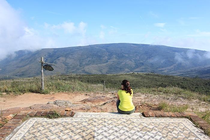 Pico do Pião | Foto por Bruna Cazzolato Ribeiro