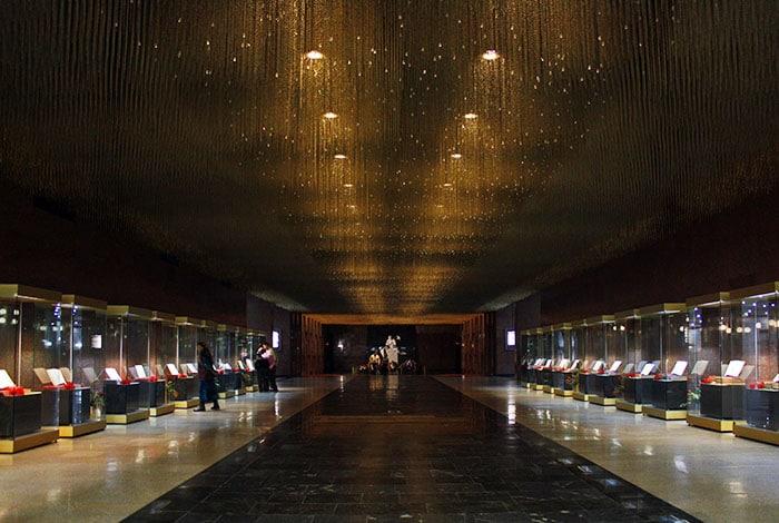 The Memory and Grief Hall, ala do museu | Foto por Doomych via Wikimedia Commons