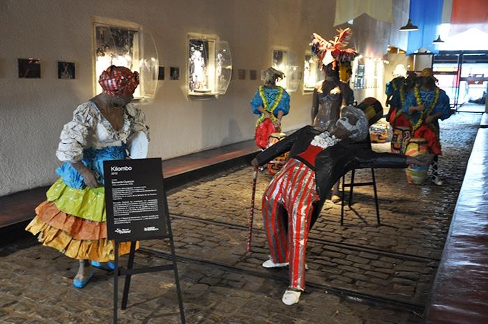 Museu do Carnaval, em Montevidéu | Foto por Zizo Asnis