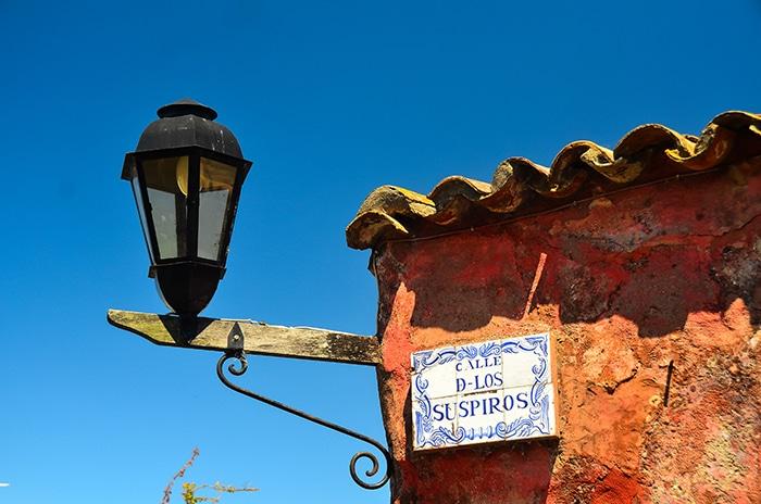 Calle de los Suspiros | Foto por Hélio Dias (Guia O Viajante Uruguai)