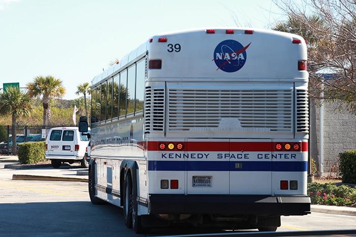 Seria este o ônibus espacial?   Foto por Daniel Carnielli