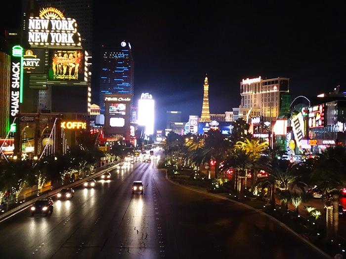 Infinitas possibilidades de diversão em Las Vegas | Foto por Fernanda Riggon