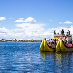As incríveis ilhas flutuantes de Uros