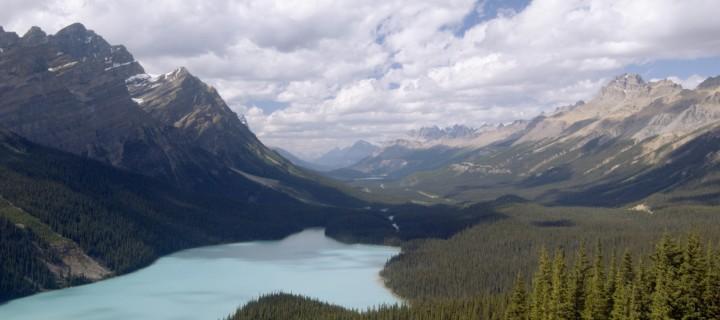 Parque Jasper, no Canadá