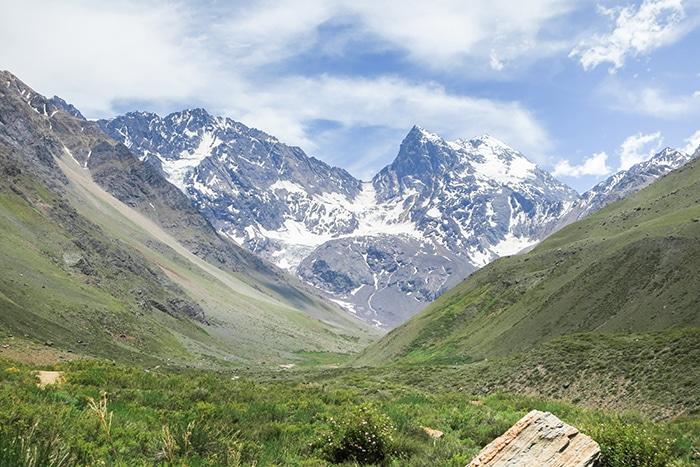 A paisagem que você encontrará durante a trilha | Foto por Sabrina Didoné