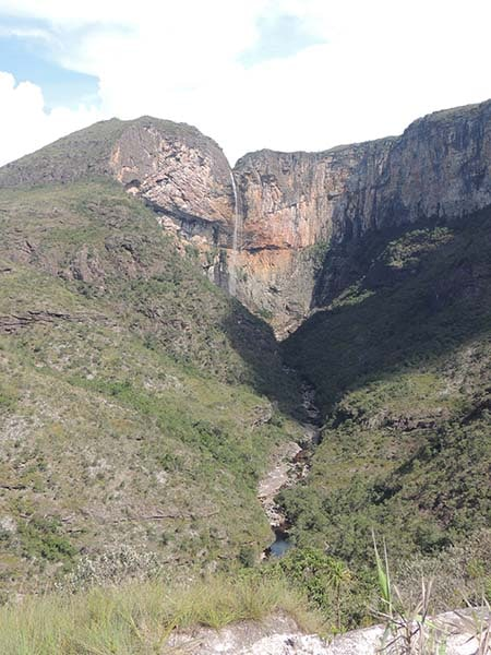 Cachoeira do Tabuleiro, em Minas Gerais