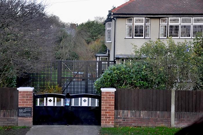 Casa de John Lennon em Liverpool