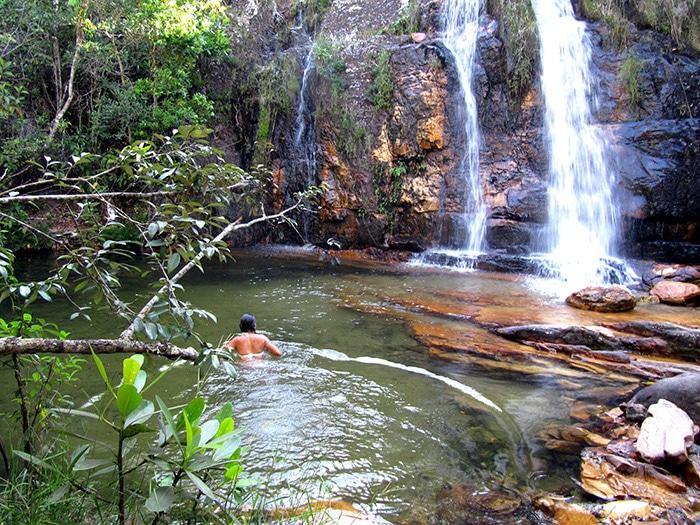 Cachoeira dos Cristais | Foto por Camila Bertassoni