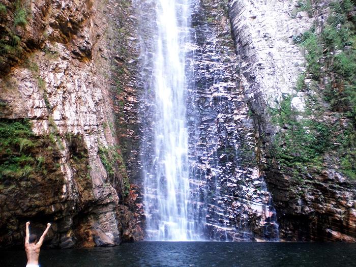 Cachoeira Segredo | Foto por Camila Bertassoni