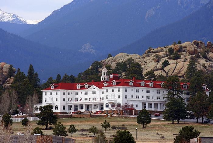 Stanley Hotel, no Colorado, Estados Unidos
